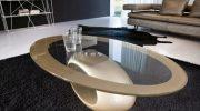 Журнальный стол для гостиной (48 фото) красивый столик в современном интерьере большого зала