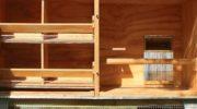 Мини-курятник (62 фото) чертежи небольших конструкций на 5 кур, как построить загон на даче своими р
