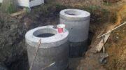 Септик из бетонных колец – как правильно сделать своими руками