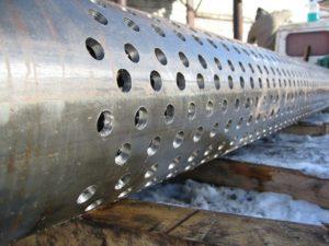 Труба дренажная 110 мм в фильтре - классификация и правила укладки