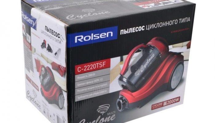 Пылесос Rolsen особенности пылесосов с аквафильтром, обзор моделей C-1540TF и Aqua, T-2569S и других