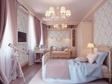Розовая спальня (53 фото) дизайн интерьера в нежно-розовых тонах