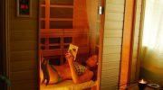 Сауна на балконе (34 фото) как сделать мини сауну своими руками на лоджии, как построить парную само