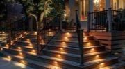 Уличное освещение (81 фото) наружное, загородного дома, ландшафтные светильники