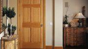 Деревянные межкомнатные двери. Приобретение и установка