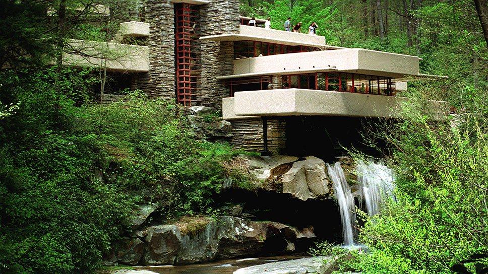 Дом «Водопад», Пенсильвания