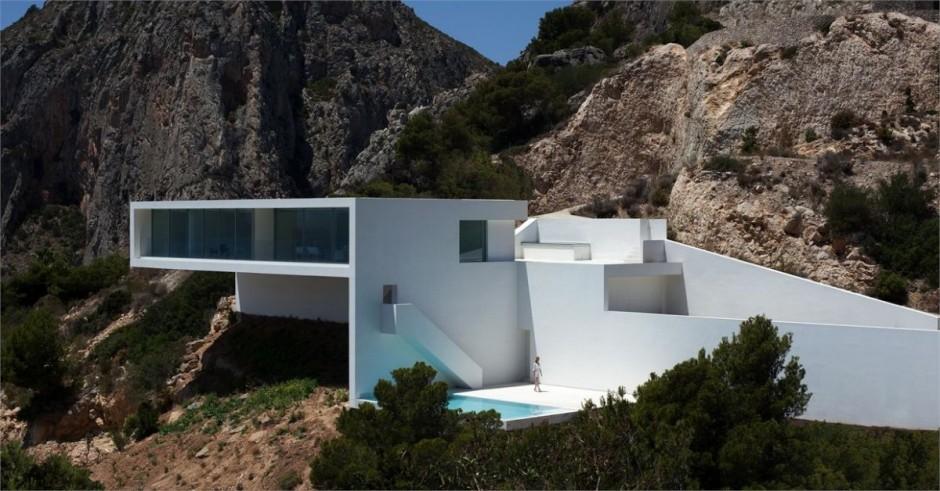 Дом на горе, Испания