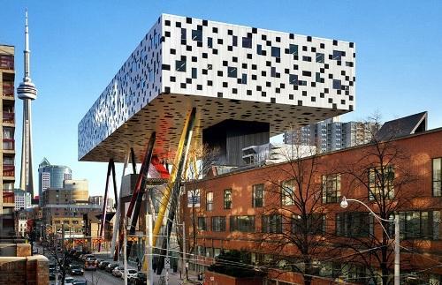 Канадский дизайнерский университет Торонто