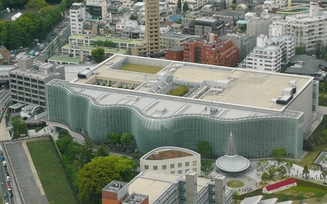 Национальный центр искусств, Япония
