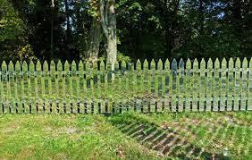 Невидимый забор и факты о нем