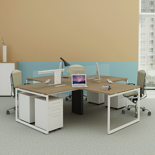Как выбрать хороший компьютерный стол для офиса?