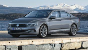Рестайлинг VW Passat для Европы будет включать в себя множество нововведений