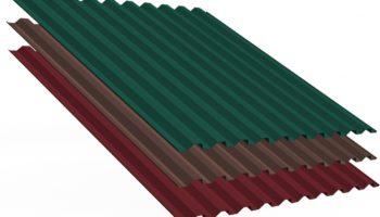 Профилированный лист. Применение материала в строительных и облицовочных работах